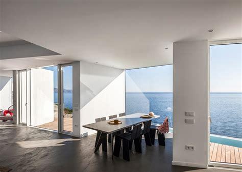 dise 241 o de casa de playa de dos pisos construye hogar