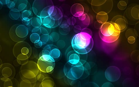 colorful bokeh wallpapers hd wallpapers id