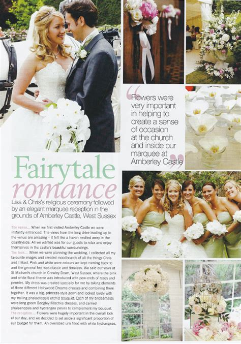 Hochzeit Artikel studio weddings magazine articles