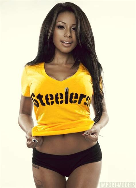 hot chick on nfl live 9 best images about oh so sexy steelers on pinterest