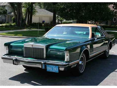1977 lincoln v classic lincoln v for sale on classiccars 49