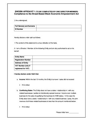 21 Printable Sworn Affidavit Form Templates Fillable Sles In Pdf Word To Download Pdffiller Manufacturer S Affidavit Template Fillable