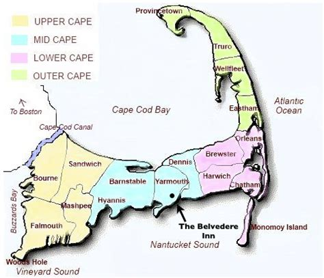 where is cape cod located on a map explore the area things to do on your cape cod vacation