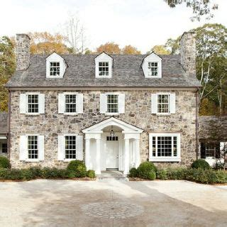 Exterior Paint Colors Combinations For Homes - best 25 stone exterior houses ideas on pinterest house exterior design stone siding and