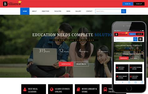 bootstrap templates for education free download eduma a video background education bootstrap responsive