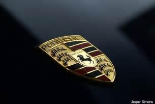 Porsche Brand Guidelines Porsche Logo Simons Jasper Flickr