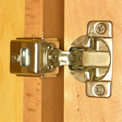 Grass Tec 864 1 3 8 Quot Side Mount 45mm Screw On Hinge 03088 Grass Cabinet Door Hinges