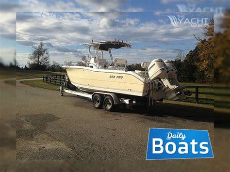 sea pro boats price sea pro 255 center console for sale daily boats buy