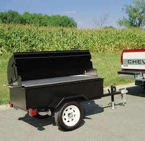 trailer gas grill trailer mounted bbq grills smokers bbq grills
