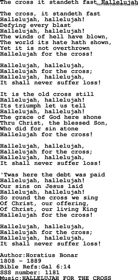 best version of hallelujah song christian songs lyrics a hallelujah by cloverton