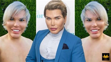 human ken doll before and after human ken doll reveals what he looked like before all the