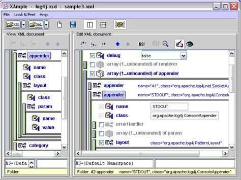 free design layout java xample xml editor java swing based xml editor