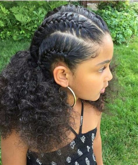 Cornrow Hairstyles For Ages 8 10 by 50 Cool Black Hairstyles My New Hairstyles
