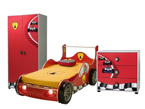 armoire voiture chambre gar 231 on racer lit voiture armoire commode