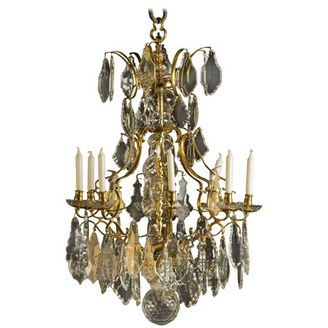 Swedish Chandeliers Swedish Chandelier Baroque Style 1840 1860 For Sale At 1stdibs