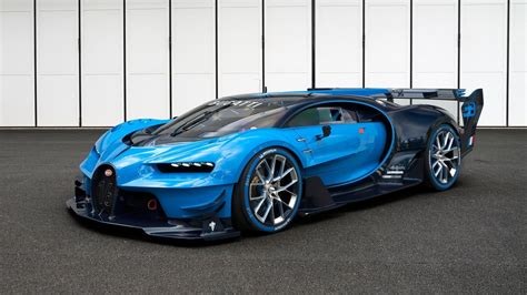 Bugati Top Speed by 2016 Bugatti Vision Gran Turismo Picture 645920 Car