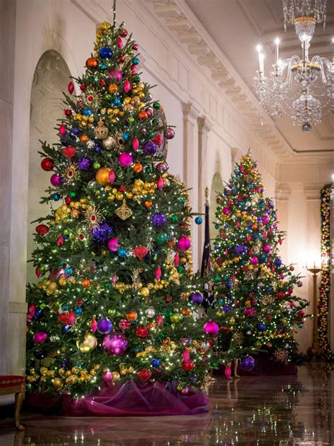 white house christmas tour 2015 white house christmas