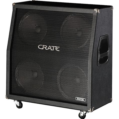 Speaker Cabinet Volume by Crate Gt412 4x12 Quot Guitar Speaker Cabinet Music123