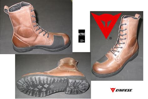 dainese cafe boots new dainese anfibio caf 201 motorcycle touring boots
