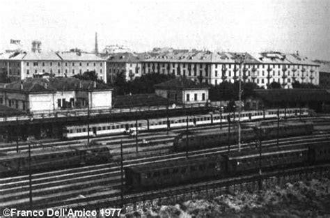 treno mobile stazione savona cancellati dalle ruspe i cappannoni delle ferrovie