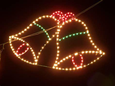Christmas Bell Lights Beauty Christmas Bells Lights Bells