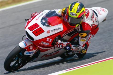 Gopro Di Jerman Khairul Idham Pawi Muncul Juara Moto3 Di Jerman