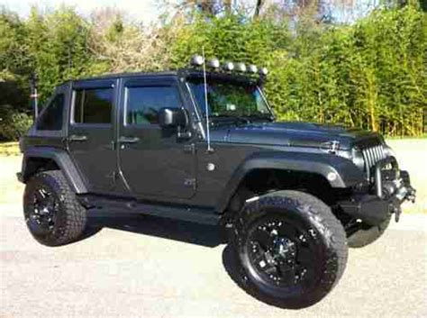 Jeep Wrangler 4 Door 2010 Purchase Used 2010 Jeep Wrangler Unlimited X Sport Utility