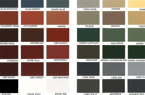 dulux trade colour chart pdf