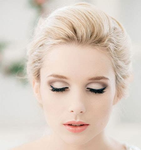 Wedding Make by 12 Winter Wedding Make Up Ideas Looks Trends 2015