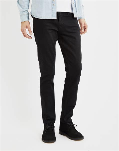 Kaos T Shirt Calvin Klein Impor Premium Quality lyst calvin klein comfort jean black in black for