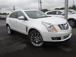 2014 Used Cadillac Srx Document Moved