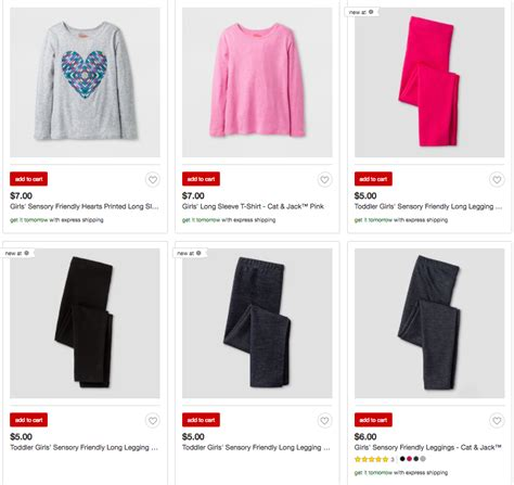 is target friendly target s new sensory friendly clothing line is awesome