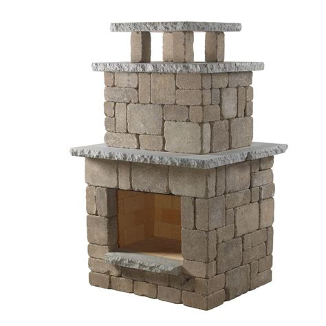 Outdoor Fireplaces Home Depot by Sunjoy Hardy 58 In Steel Outdoor Place 110504012