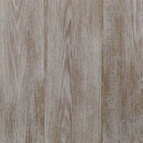 allen roth      ft  whitewash barnboard smooth laminate wood planks lowes canada