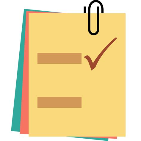 clipart notes note paper clipart clipart suggest
