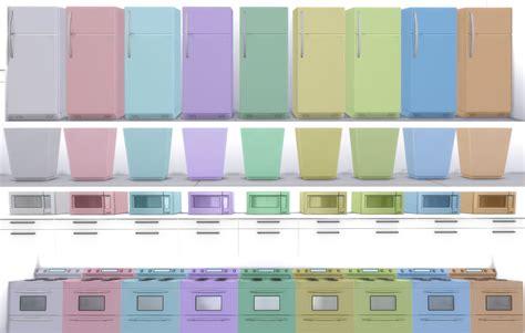 kitchen appliances blogs my sims 4 pastel kitchen appliances recolors by