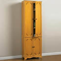 Tall Kitchen Storage Cabinet by New Extra Tall Kitchen Cabinet Pantry 6 Foot Cupboard