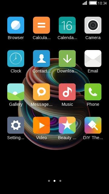 mi launcher themes download xiaomi mi a1 free android theme u launcher 3d