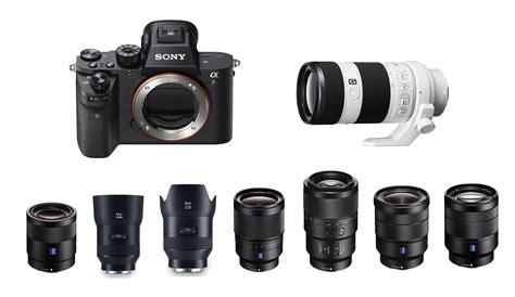 sony lenses best lenses for sony alpha a7rii news at cameraegg