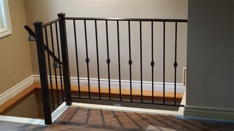 Decorative Railing Railings Portfolio Endeman S Ironcraft Ltd