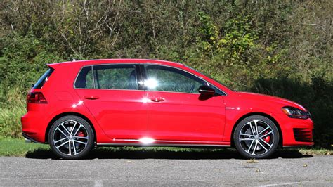 volkswagen gti sports car golf gti sport red www pixshark com images galleries