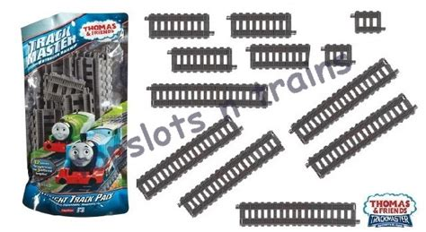 Friends Adventure Series Straights Track Pack trackmaster track pack 12 pieces at topslots n trains