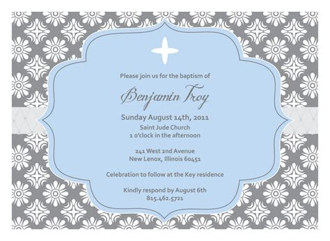 invitation template free baptism invitation template baptism invitation template