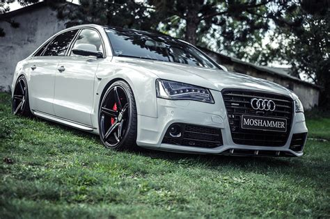 Audi Karosserie by Audi A8 Tuning