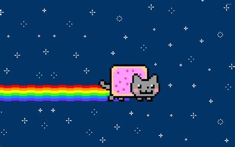 Meme Nyan Cat - nyan cat 4 wallpaper meme wallpapers 9089
