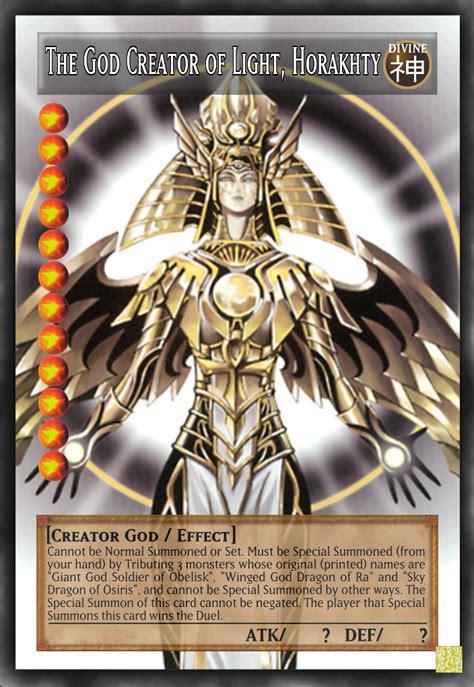 the god creator of light horakhty by vanfanel1980mx on