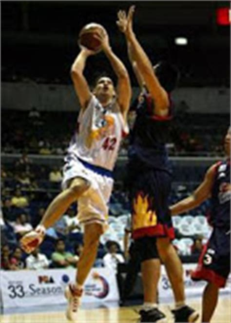 Mba Player Pilipinas by Blind Pass Philippine Basketball S Memorable Quotes