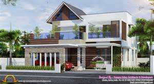contemporary style house plans february 2015 kerala home design and floor plans