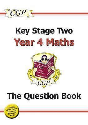 ks2 maths targeted question 1847622119 ks2 maths targeted question book year 4 book by cgp books editor 1 available editions