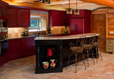 red cabinet kitchen color my kitchen lovemybrlc